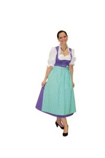 dirndl lila oktoberfest damenkost m fasching bayrischer abend wi dirndls24 trachten. Black Bedroom Furniture Sets. Home Design Ideas